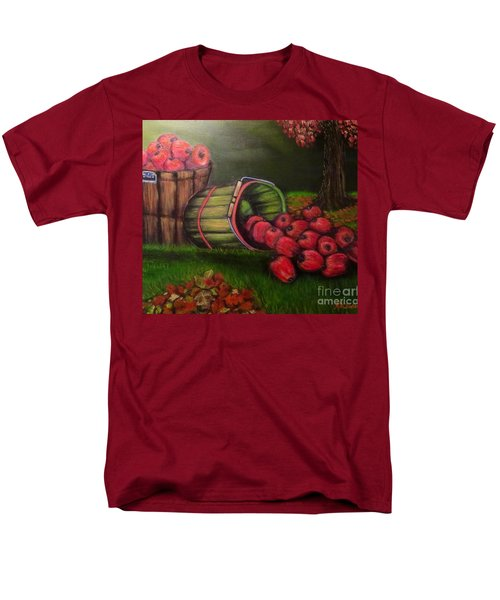 Autumn's Bounty In The Volunteer State Men's T-Shirt  (Regular Fit) by Kimberlee Baxter