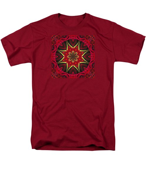 Men's T-Shirt  (Regular Fit) featuring the photograph Captive Star  by I'ina Van Lawick
