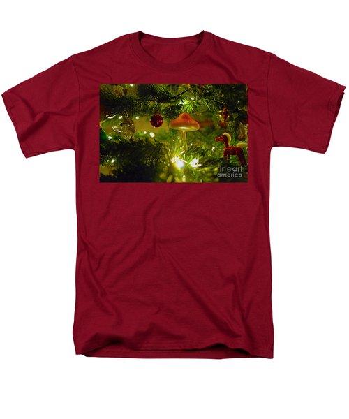 Men's T-Shirt  (Regular Fit) featuring the photograph Christmas Card by Cassandra Buckley