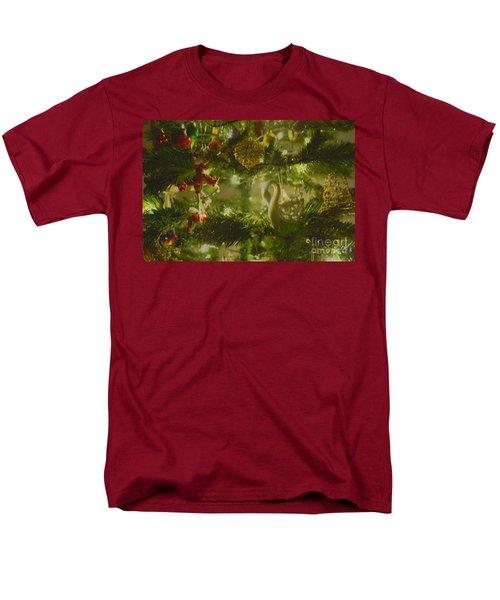 Men's T-Shirt  (Regular Fit) featuring the photograph Christmas Cheer by Cassandra Buckley