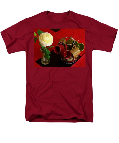 Men's T-Shirt  (Regular Fit) featuring the photograph Comfort Zone by Rodney Lee Williams