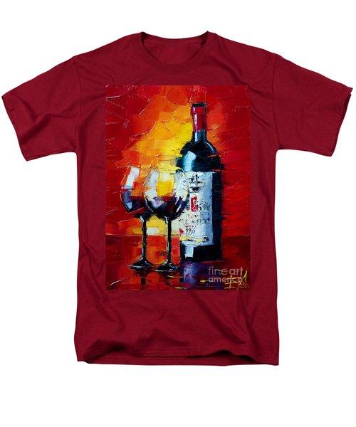 Conviviality Men's T-Shirt  (Regular Fit)