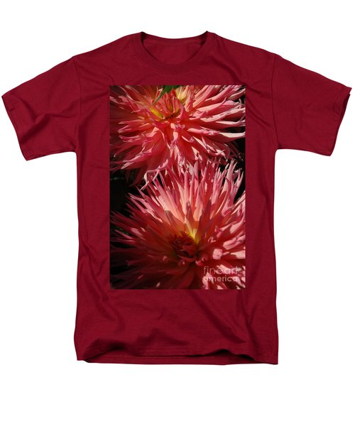 Men's T-Shirt  (Regular Fit) featuring the photograph Dahlia Vi by Christiane Hellner-OBrien