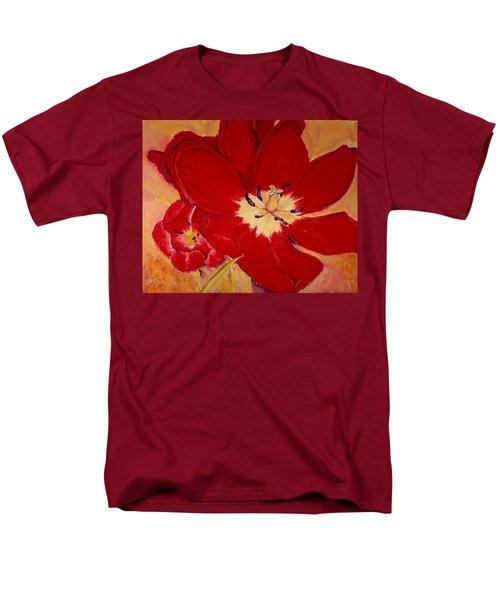 Downside One Men's T-Shirt  (Regular Fit) by Jean Cormier