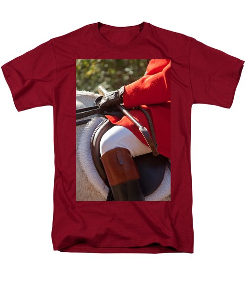 Dressed Rider Men's T-Shirt  (Regular Fit)