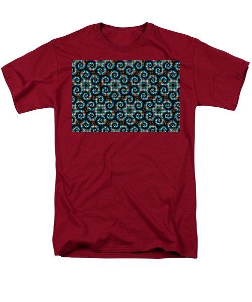 Men's T-Shirt  (Regular Fit) featuring the digital art Ecosystem by Manny Lorenzo