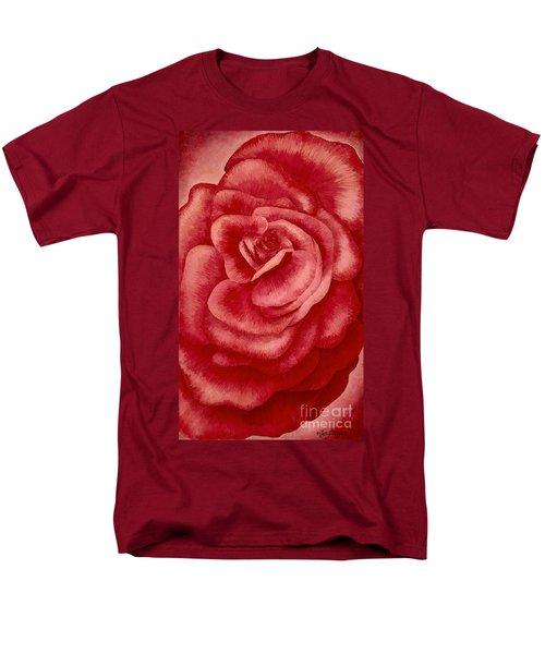 Garden Rose Men's T-Shirt  (Regular Fit)
