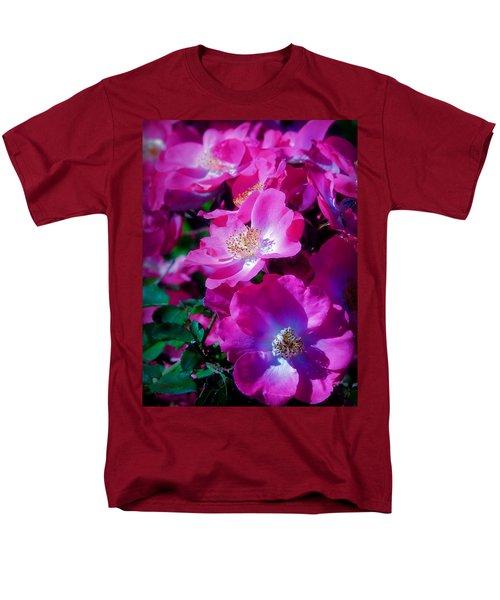 Glorious Blooms Men's T-Shirt  (Regular Fit) by Lucinda Walter