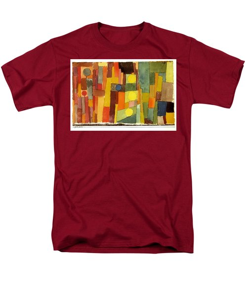 In The Style Of Kairouan Men's T-Shirt  (Regular Fit) by Paul Klee
