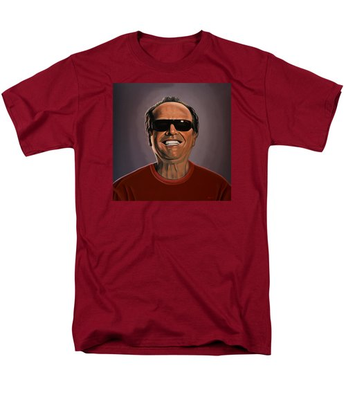 Jack Nicholson 2 Men's T-Shirt  (Regular Fit)