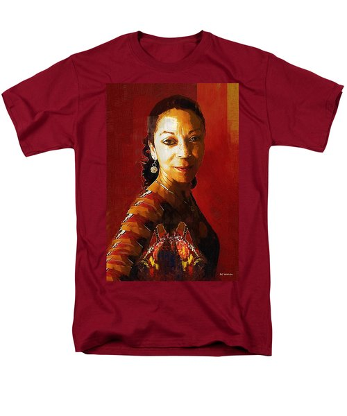 Madame Exotic Men's T-Shirt  (Regular Fit) by RC deWinter