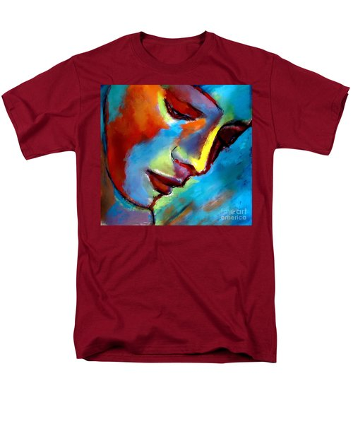 Near To The Heart Men's T-Shirt  (Regular Fit) by Helena Wierzbicki
