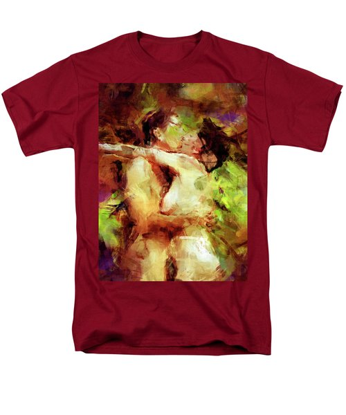 Never Let Me Go Men's T-Shirt  (Regular Fit) by Kurt Van Wagner