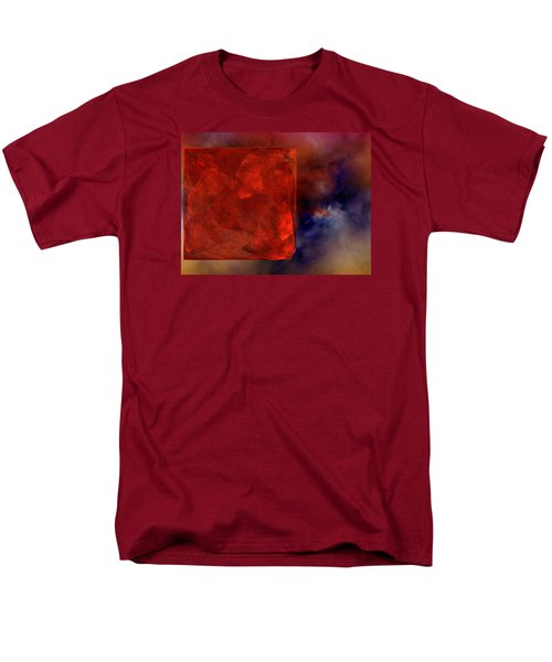 Men's T-Shirt  (Regular Fit) featuring the digital art Obscure Blessings by Jeff Iverson