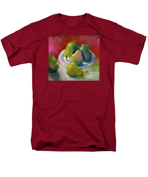 Pears Men's T-Shirt  (Regular Fit) by Michelle Abrams