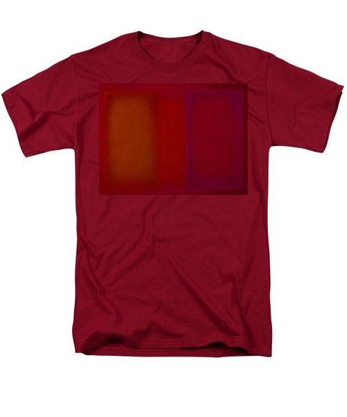 Red Men's T-Shirt  (Regular Fit) by Charles Stuart