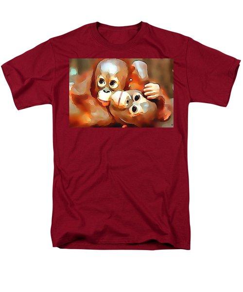 Siblings Men's T-Shirt  (Regular Fit) by Catherine Lott