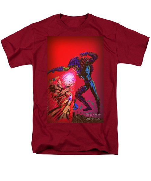 Sleepwalker 1c Men's T-Shirt  (Regular Fit) by Justin Moore
