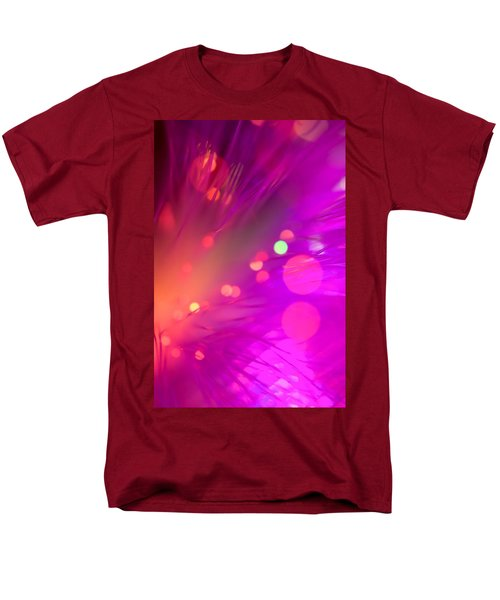 Men's T-Shirt  (Regular Fit) featuring the photograph Strange Condition by Dazzle Zazz