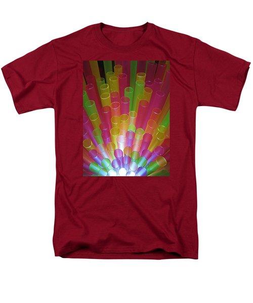 Men's T-Shirt  (Regular Fit) featuring the photograph Straws II by John King