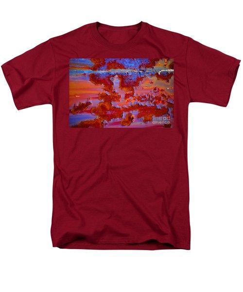 The Darkside #3 Men's T-Shirt  (Regular Fit)