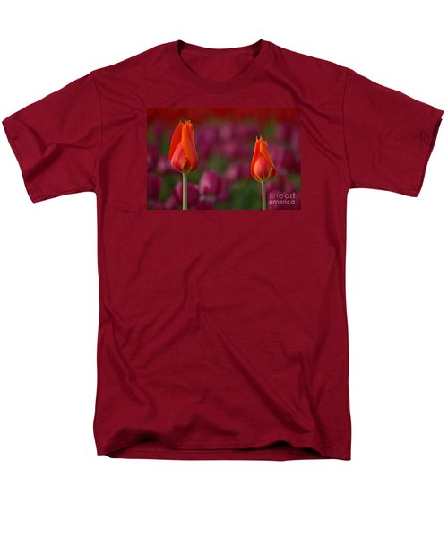 Men's T-Shirt  (Regular Fit) featuring the photograph Two Of A Kind by Nick  Boren