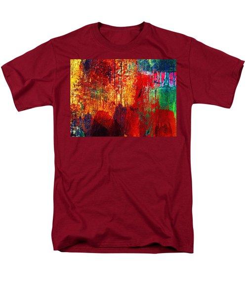 Untamed Colors  Men's T-Shirt  (Regular Fit) by Prakash Ghai
