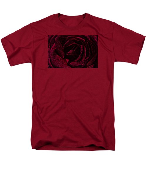 Men's T-Shirt  (Regular Fit) featuring the photograph Wild Rose by Kathy Churchman