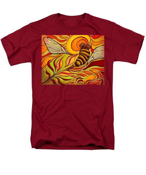 Wings Of Change Men's T-Shirt  (Regular Fit)