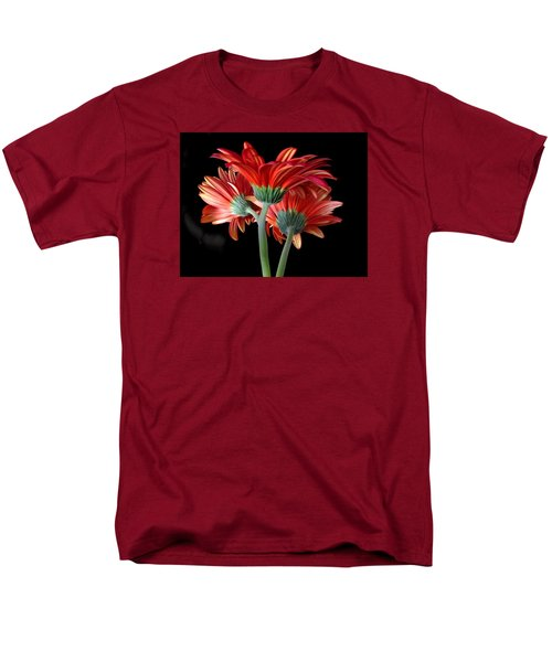 With Love Men's T-Shirt  (Regular Fit) by Brenda Pressnall