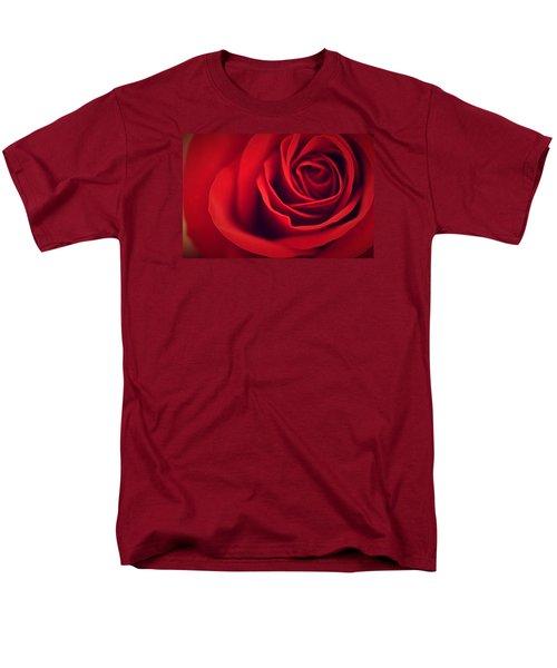A Loving Heart Men's T-Shirt  (Regular Fit) by The Art Of Marilyn Ridoutt-Greene