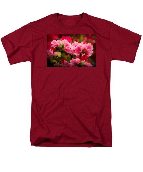 Blooming Delight Men's T-Shirt  (Regular Fit)