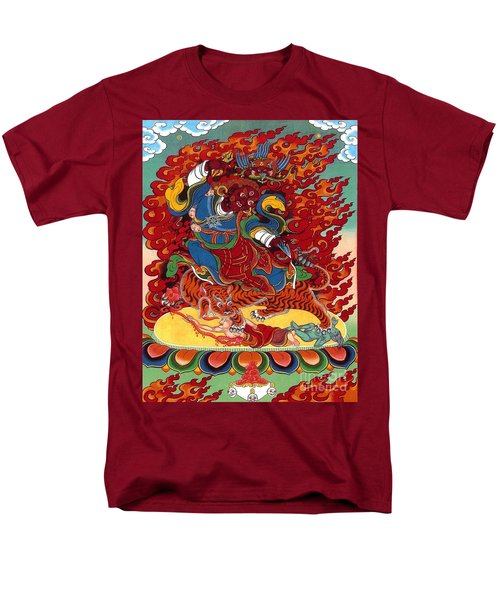 Dudjom's Dorje Drollo Men's T-Shirt  (Regular Fit) by Sergey Noskov