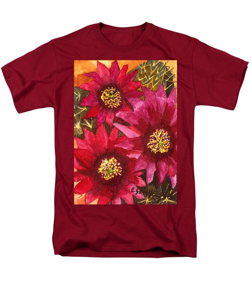 Fendlers Hedgehog Men's T-Shirt  (Regular Fit) by Eric Samuelson