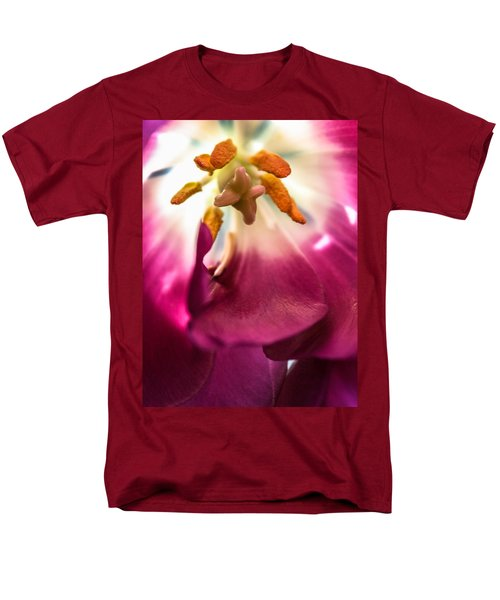 Men's T-Shirt  (Regular Fit) featuring the photograph Forever by Bobby Villapando