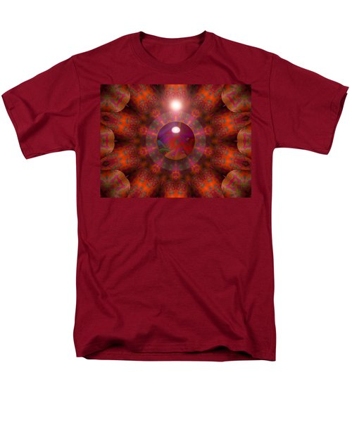 Men's T-Shirt  (Regular Fit) featuring the digital art Hold On by Robert Orinski