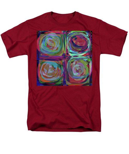 Letter To Kandinsky Men's T-Shirt  (Regular Fit) by Danica Radman