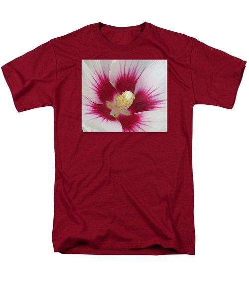 Open Wide Men's T-Shirt  (Regular Fit) by Jeanette Oberholtzer