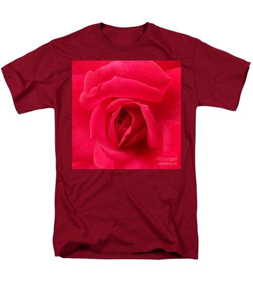 Rose Men's T-Shirt  (Regular Fit) by A K Dayton