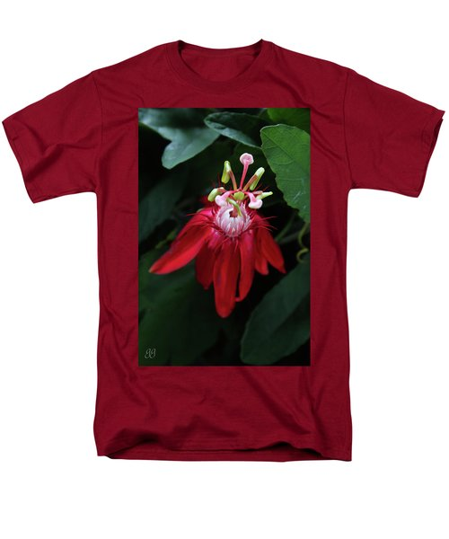Men's T-Shirt  (Regular Fit) featuring the photograph With Passion by Geri Glavis