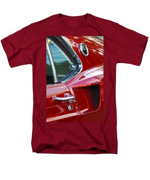 1969 Ford Mustang Mach 1 Side Scoop Men's T-Shirt  (Regular Fit) by Jill Reger