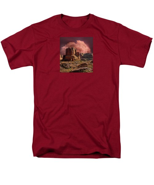 Men's T-Shirt  (Regular Fit) featuring the photograph 4417 by Peter Holme III
