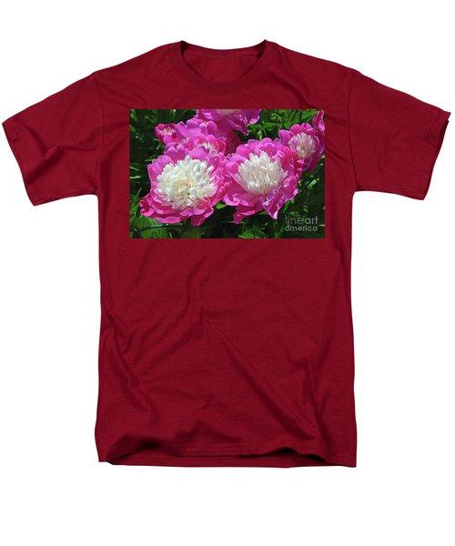 A Bouquet Of Peonies Men's T-Shirt  (Regular Fit) by Eva Kaufman