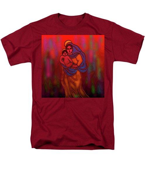 A December Dream Men's T-Shirt  (Regular Fit) by Latha Gokuldas Panicker