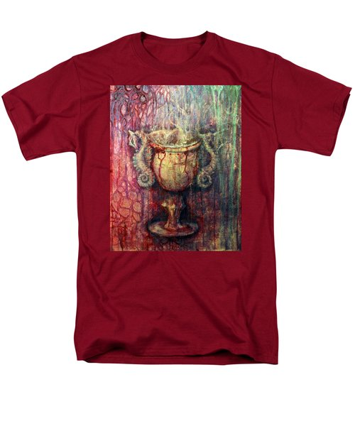 Ace Of Cups Men's T-Shirt  (Regular Fit) by Ashley Kujan