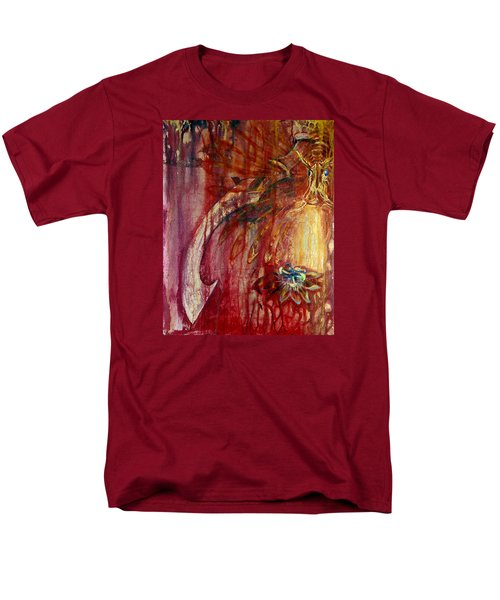 Ace Of Swords Men's T-Shirt  (Regular Fit) by Ashley Kujan