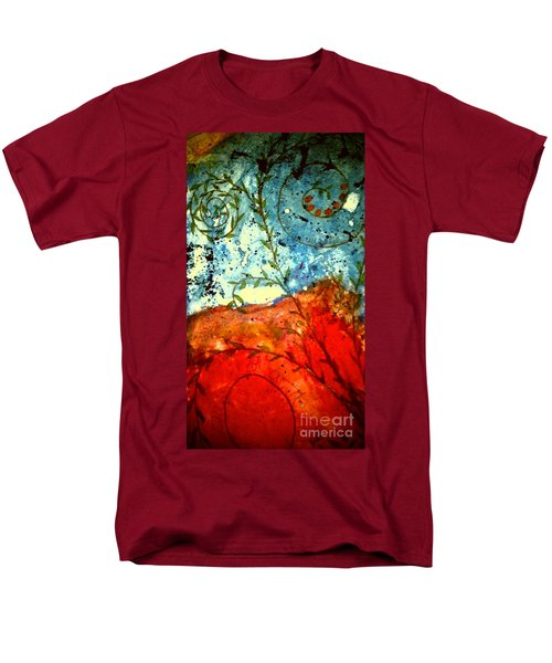 After The Storm The Dust Settles Men's T-Shirt  (Regular Fit) by Angela L Walker