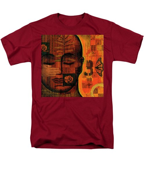 All Seeing Men's T-Shirt  (Regular Fit) by Gloria Rothrock