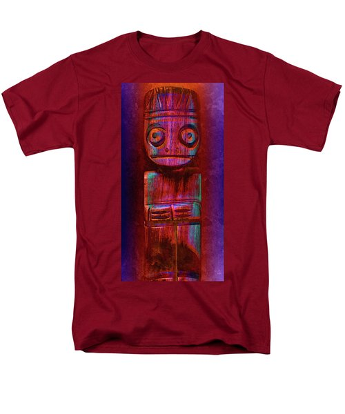 Men's T-Shirt  (Regular Fit) featuring the photograph Altered State by WB Johnston