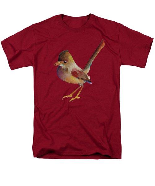 Wren Men's T-Shirt  (Regular Fit) by Francisco Ventura Jr